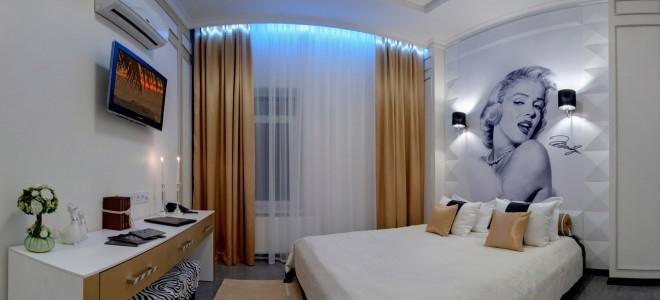 Номер Marylin гостиницы Харькова Mirax