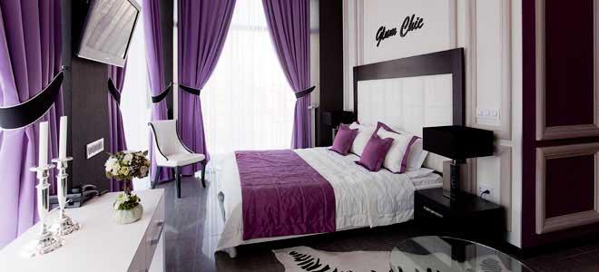 Номер Glamur | Mirax Boutique Hotel