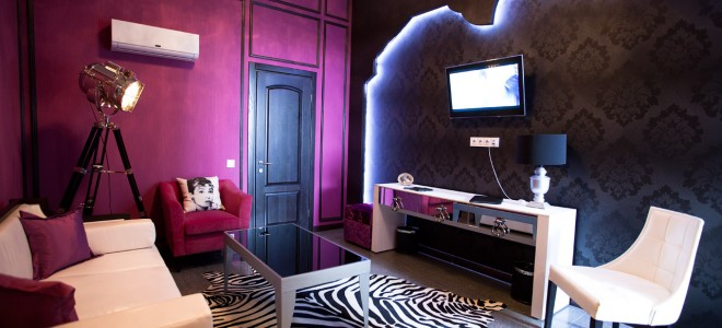 Номер Party Room | Mirax Boutique Hotel